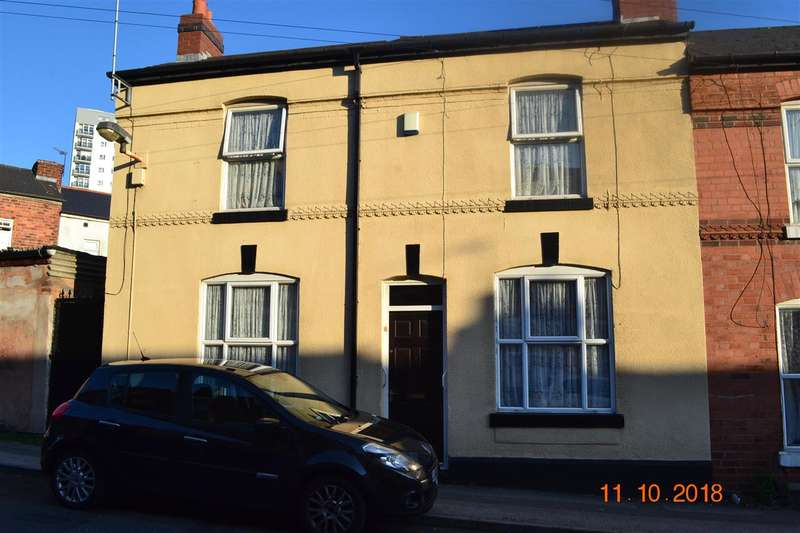 3 Bedrooms End Of Terrace House for sale in Arundel Street, Walsall
