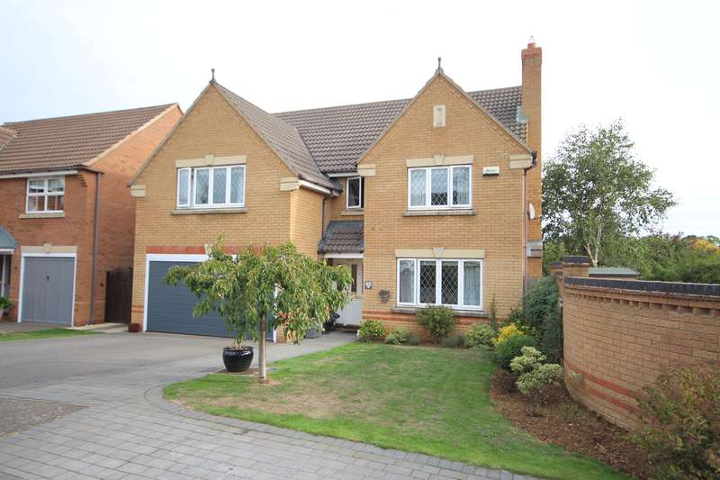 5 Bedrooms Property for sale in Hambleton Close, Oakham