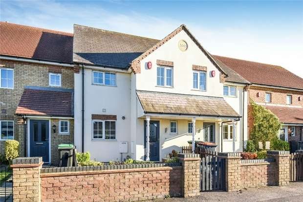 4 Bedrooms Terraced House for sale in Bedford Road, Great Barford, Bedford