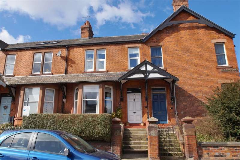 4 Bedrooms Terraced House for sale in CA2 5NX St James Road, Off Dalston Road, Carlisle, Cumbria