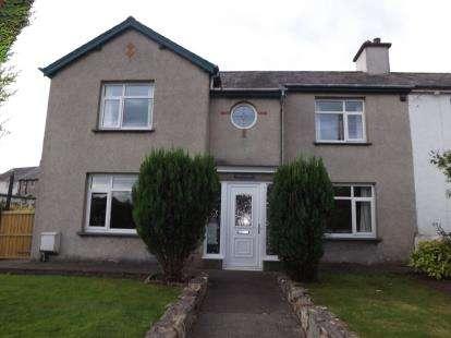 4 Bedrooms Semi Detached House for sale in Minffordd Road, Penrhyndeudraeth, Gwynedd, LL48