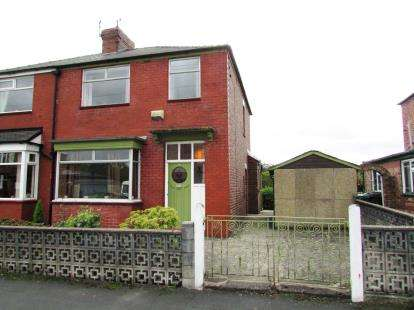 3 Bedrooms Semi Detached House for sale in Ackroyd Avenue, Gorton, Manchester, Greater Manchester