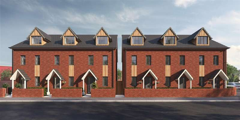 2 Bedrooms House for sale in Catherine Mead Mews, Bedminster