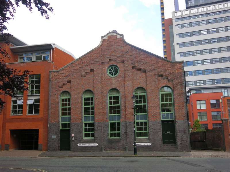3 Bedrooms Apartment Flat for sale in St. Pauls Square, Birmingham