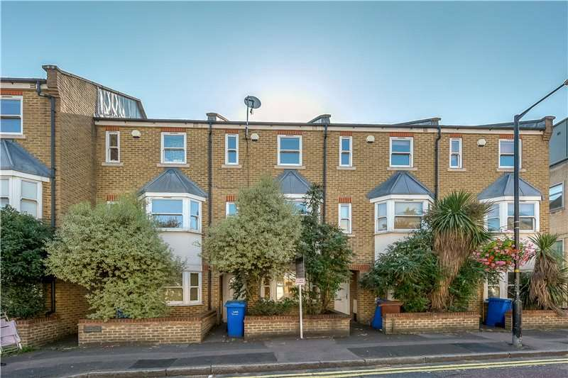 4 Bedrooms Terraced House for sale in Balmoral Court, 40 Merrow Street, Walworth, London, SE17