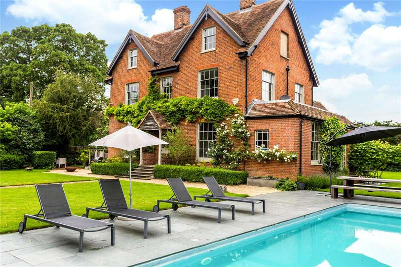 6 Bedrooms Detached House for sale in Appleford, Abingdon, Oxfordshire, OX14