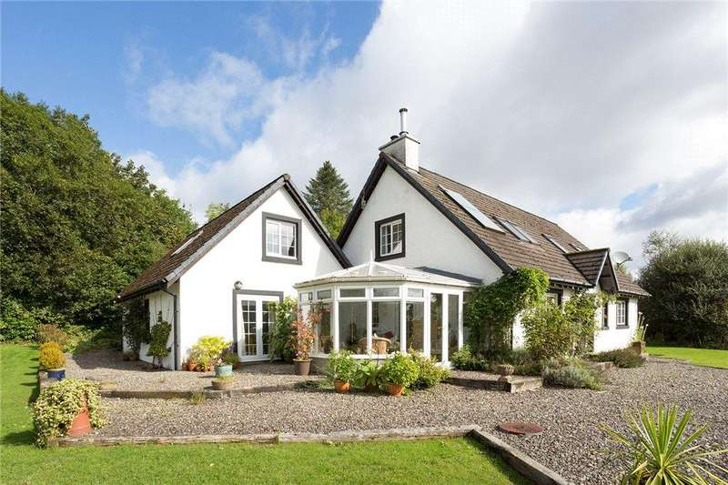 5 Bedrooms Detached House for sale in Asknish, Lochgair, Lochgilphead, Argyll and Bute