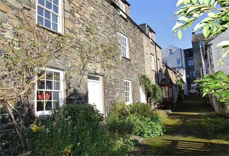 3 Bedrooms Terraced House for sale in 16 Poplar Street, KESWICK, Cumbria