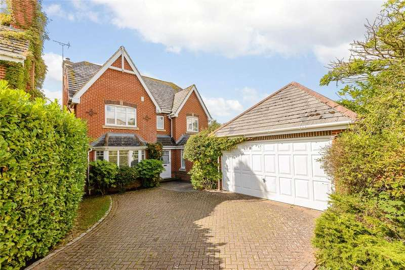 5 Bedrooms Detached House for sale in Nightingale Walk, Windsor, Berkshire