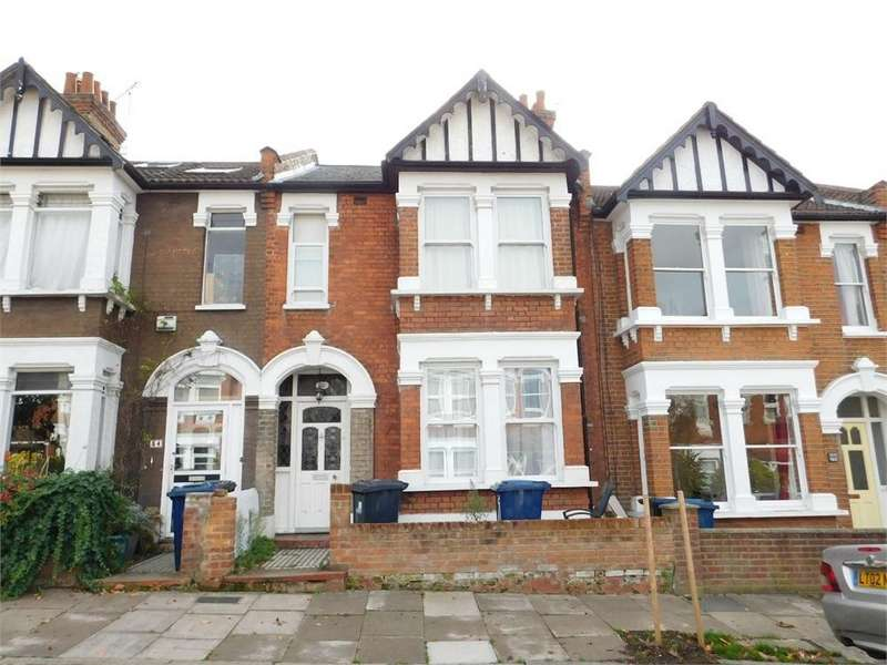 3 Bedrooms Terraced House for sale in Myrtle Gardens, Hanwell, LONDON