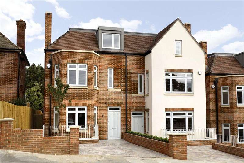 4 Bedrooms Semi Detached House for sale in Ridgway Place, Wimbledon, SW19