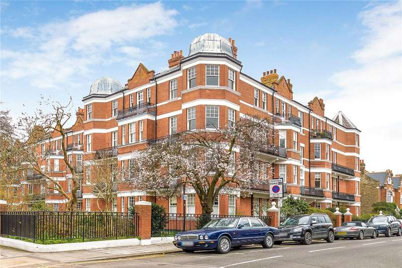 4 Bedrooms Flat for sale in Prebend Mansions, Chiswick High Road, London, W4