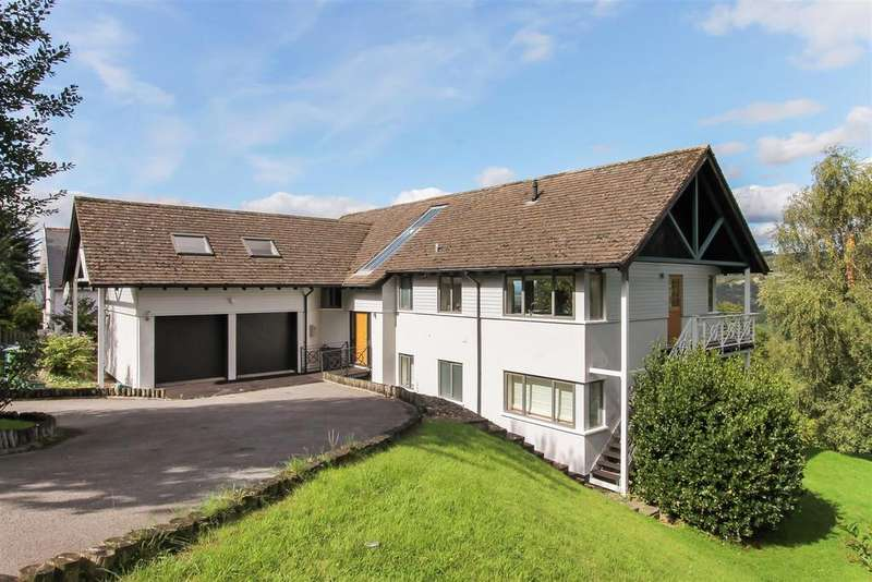 5 Bedrooms Detached House for sale in Cleeve Hill, Cheltenham