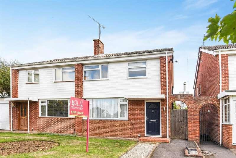 3 Bedrooms Detached House for sale in Meadow Way, Wokingham, Berkshire RG41 2TH