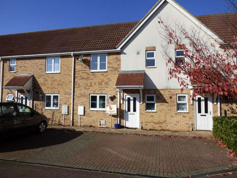 2 Bedrooms Terraced House for sale in Mallard Close, Spalding