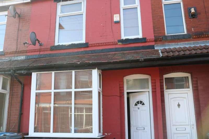 2 Bedrooms Terraced House for sale in Brocklehurst Street, Manchester
