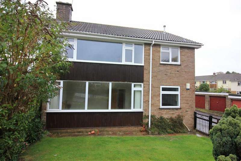 2 Bedrooms Apartment Flat for sale in Westover Rise, Westbury On Trym, Bristol