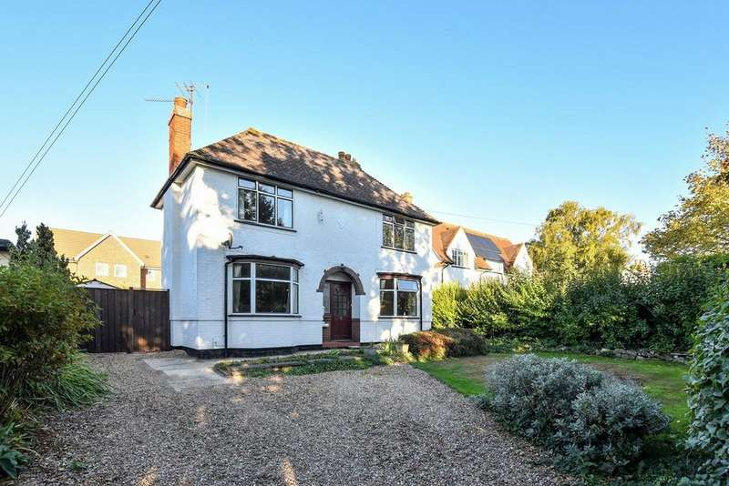 3 Bedrooms Detached House for sale in California, BALDOCK, SG7