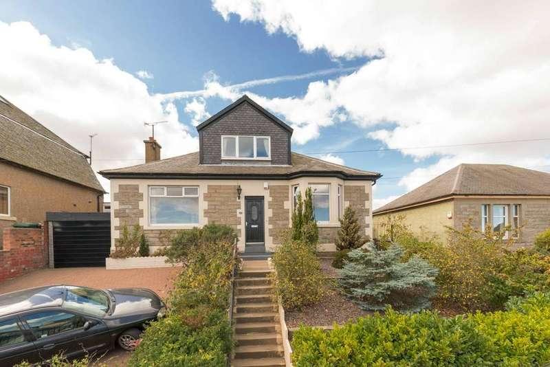 4 Bedrooms Detached Bungalow for sale in 18 Burdiehouse Road, Liberton, EH17 8AF