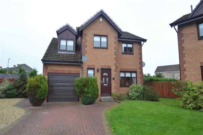 4 Bedrooms Detached House for sale in Perchy View, Wishaw