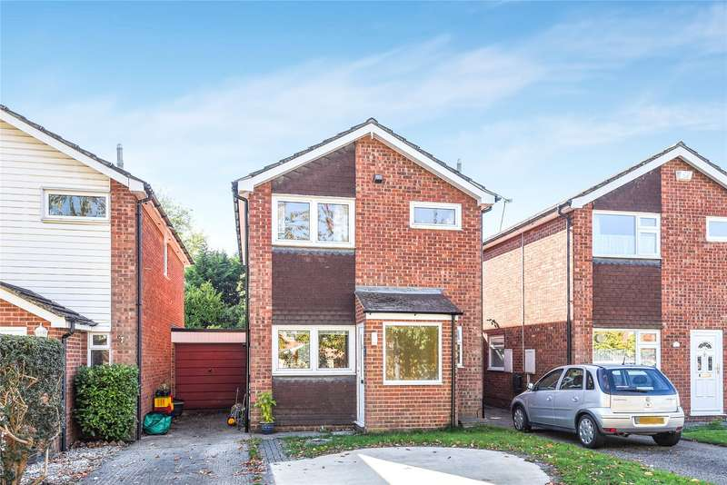 3 Bedrooms Link Detached House for sale in Moles Close, Wokingham, Berkshire, RG40