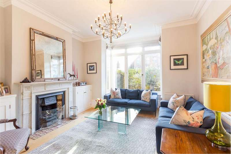5 Bedrooms Property for sale in Weston Park, Crouch End, London, N8