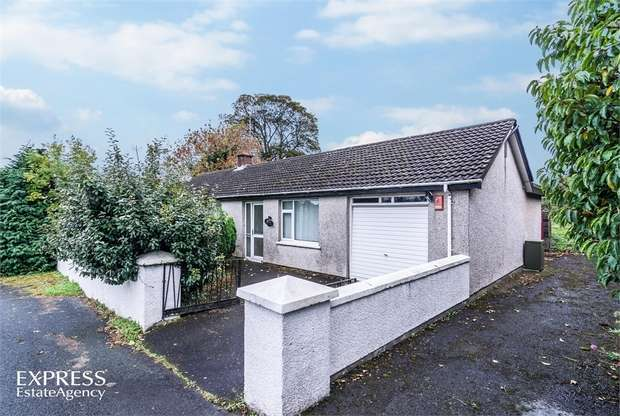 2 Bedrooms Detached Bungalow for sale in Dundrum Road, Clough, Downpatrick, County Down