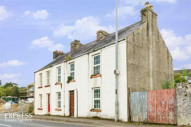 5 Bedrooms Semi Detached House for sale in Moyle Road, Newtownstewart, Omagh, County Tyrone