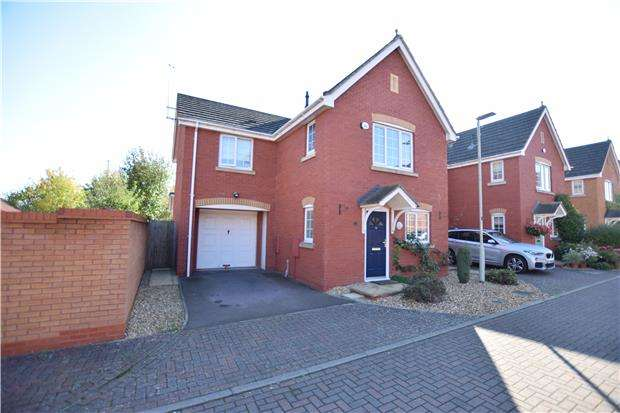 4 Bedrooms Detached House for sale in Harness Close, GL2 5GF