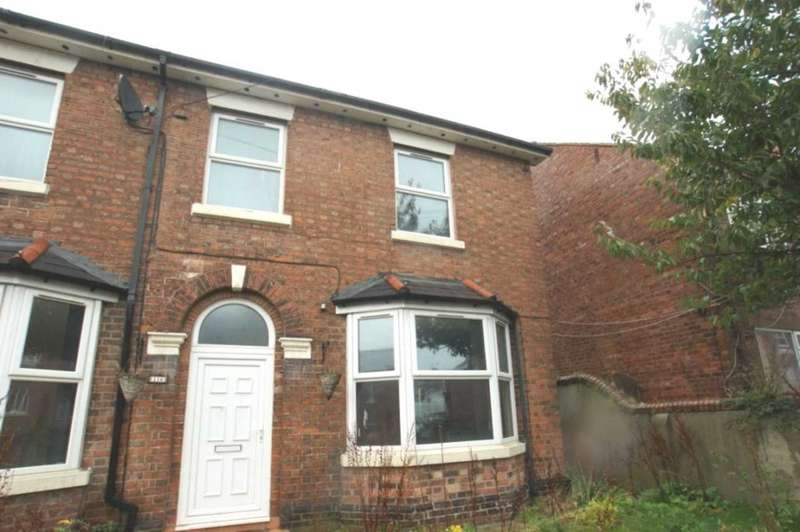 3 Bedrooms Semi Detached House for sale in Church Street, Connah`s Quay, Flintshire, CH5 4AR.