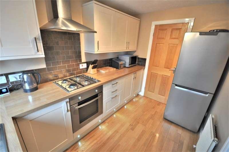 2 Bedrooms House for sale in Linden Mews, St Annes, Lytham St Annes, Lancashire, FY8 3XD