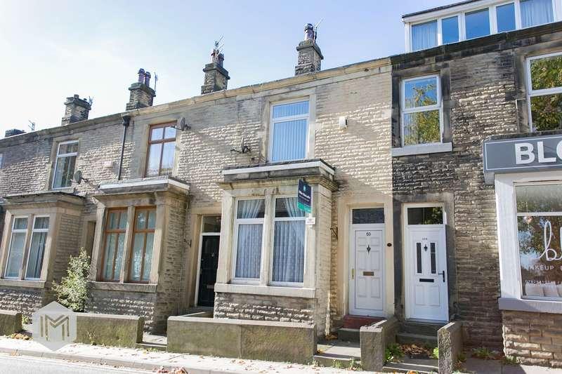 2 Bedrooms Terraced House for sale in Market Street, Tottington, Bury, BL8