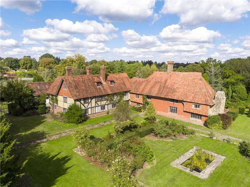 8 Bedrooms Detached House for sale in Cranbrook Road, Benenden, Cranbrook, Kent, TN17