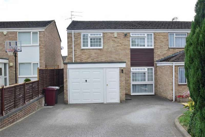 3 Bedrooms Semi Detached House for sale in Chestnut Avenue, Caversham, Reading
