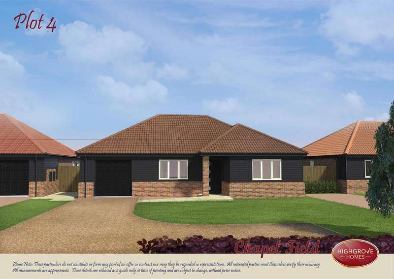 3 Bedrooms Detached Bungalow for sale in Austendyke Road, Weston Hills