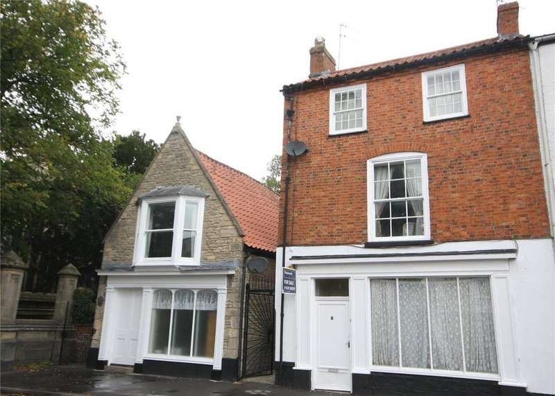 1 Bedroom Flat for sale in Eastgate, Sleaford, Lincolnshire, NG34