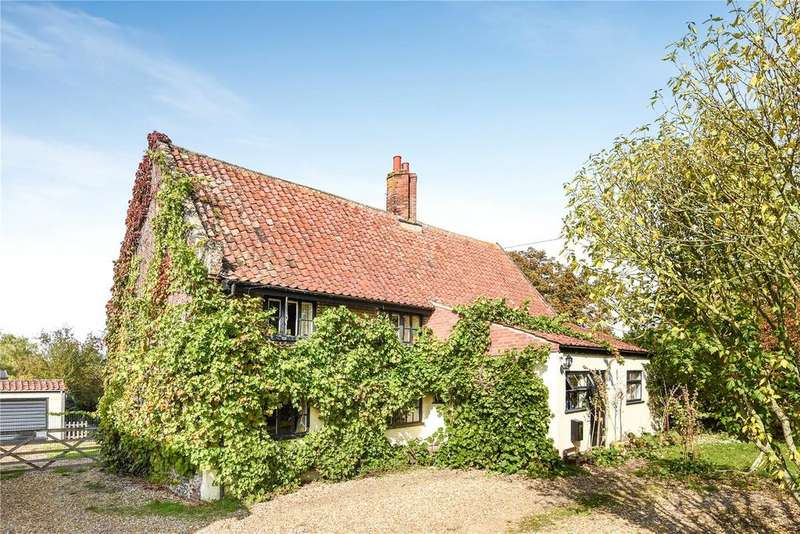 5 Bedrooms Detached House for sale in The Street, Great Cressingham, Swaffham, Norfolk