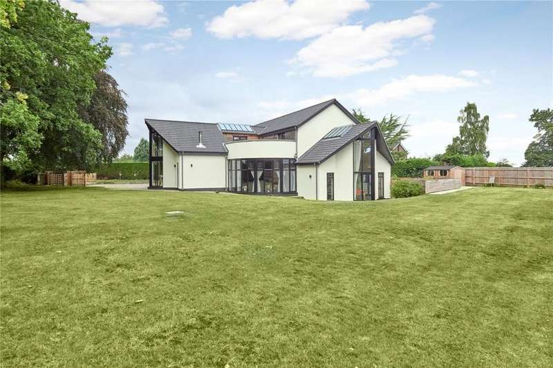 6 Bedrooms Detached House for sale in Main Road, Goostrey, Crewe, Cheshire, CW4