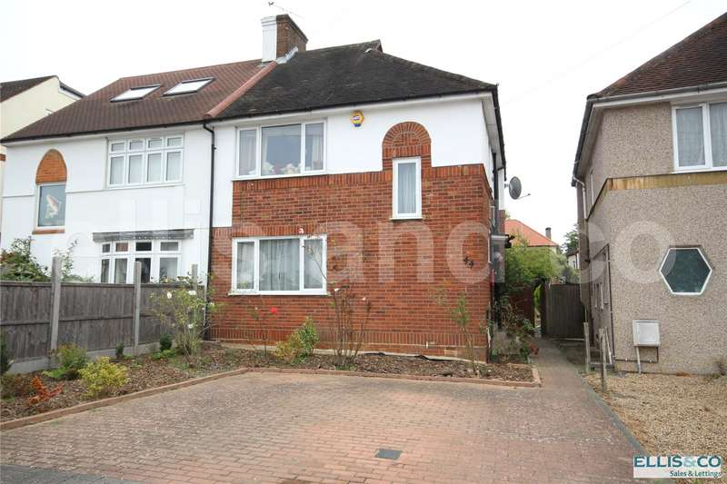 3 Bedrooms Property for sale in Brookfield Avenue Mill Hill London