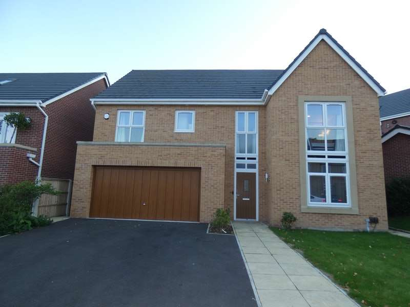 5 Bedrooms Detached House for sale in Tollgate Close, Liverpool, Merseyside, L25