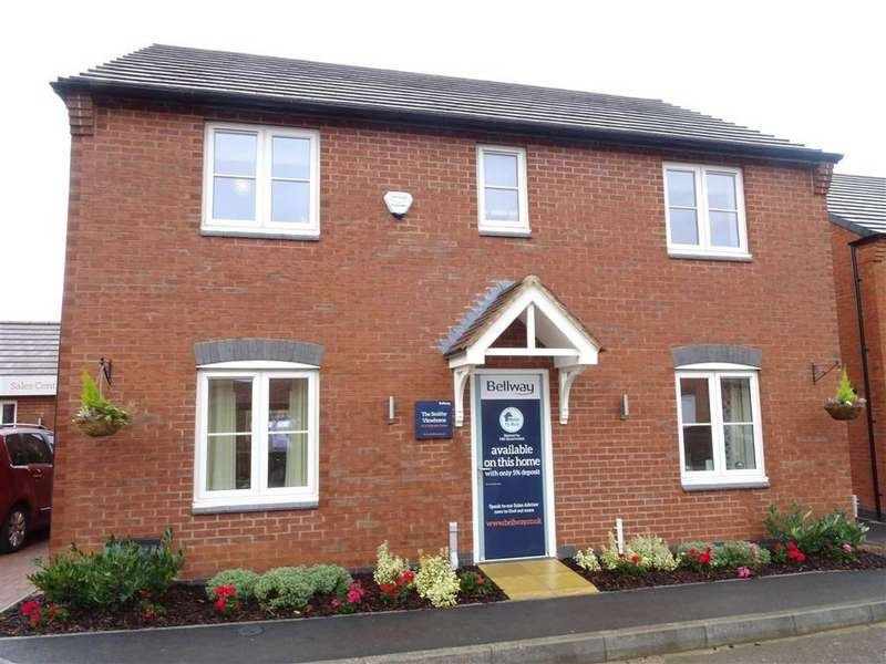 4 Bedrooms Detached House for sale in Earls View, Stoney Stanton