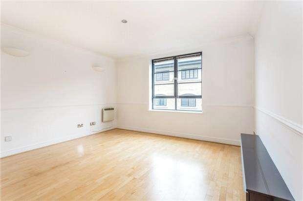 1 Bedroom Flat for sale in Vanilla & Sesame Court, Curlew Street, London