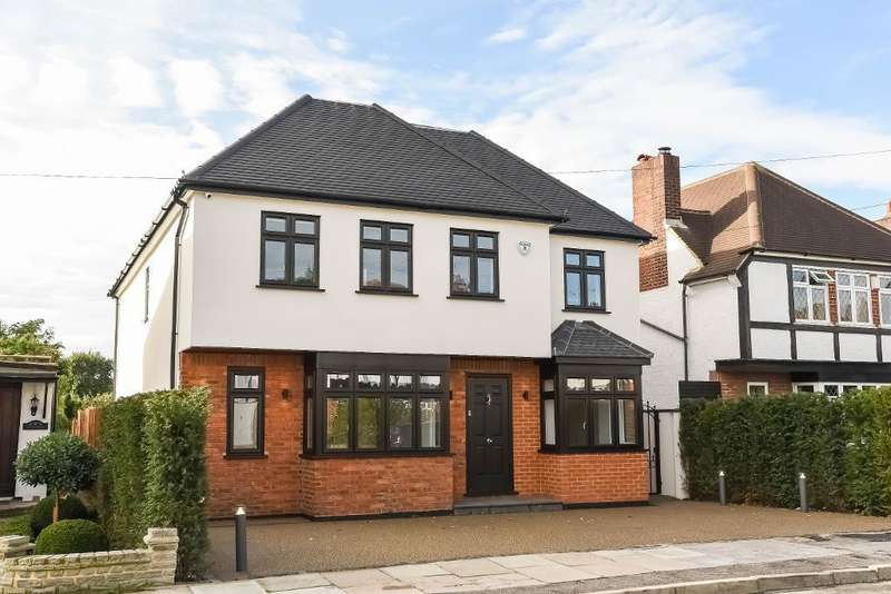 5 Bedrooms Detached House for sale in Kedleston Drive, Orpington, Kent, BR5 2DP