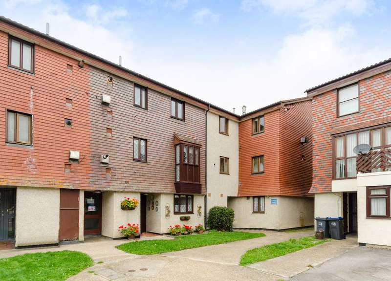 1 Bedroom Flat for sale in Derwent Road, Raynes Park, SW20