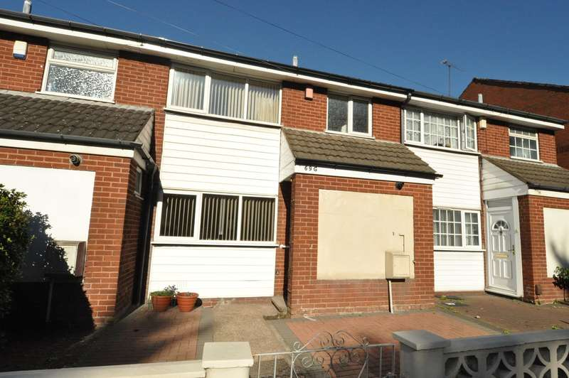 3 Bedrooms Terraced House for sale in Raddlebarn Road, Selly Oak, Birmingham, B29
