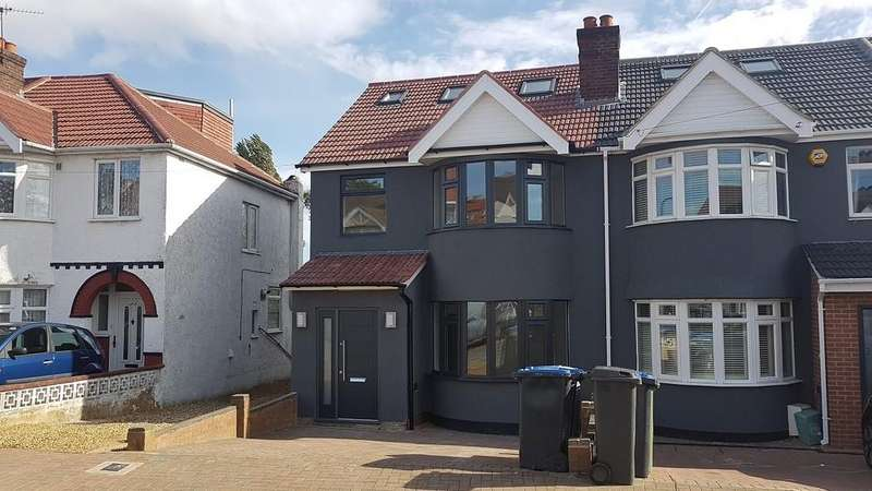 6 Bedrooms End Of Terrace House for sale in Church Drive, Kingsbury
