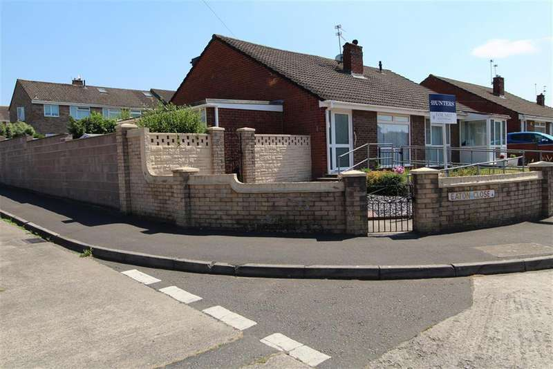 2 Bedrooms Semi Detached Bungalow for sale in Eaton Close, Stockwood, Bristol, BS14 8PR