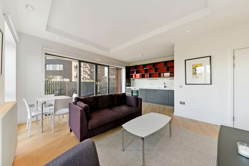 2 Bedrooms Apartment Flat for sale in Java House, London City Island, Canning Town E14