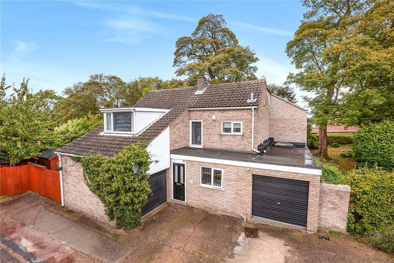 4 Bedrooms Detached House for sale in Marlborough Court, Washingborough, LN4