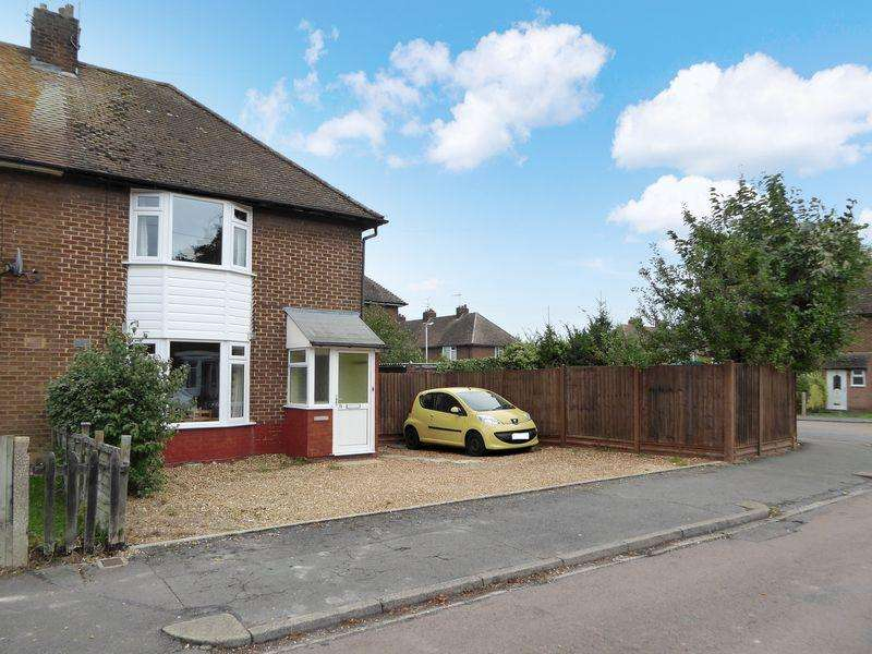 3 Bedrooms End Of Terrace House for sale in Northfields, North Dunstable